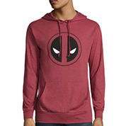 Marvel® Long-Sleeve Deadpool Hoodie