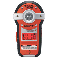 Black & Decker BullsEye Auto-Leveling Laser with Stud Finder