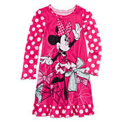 Disney Collection Pink Minnie Mouse Nightshirt