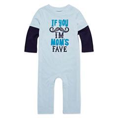 Okie Dokie Long Sleeve Jumpsuit - Baby