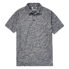 Xersion Short Sleeve Knit Polo Shirt - Big Kid Boys