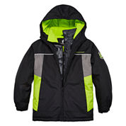 Weatherproof Heavyweight Vestee Jacket - Boys 8-20