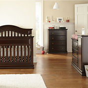 Savanna Tori Baby Furniture Collection - Espresso