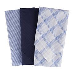 Dockers® 3-pk. Cotton Handkerchief Set