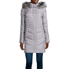ZeroXposur® Shimmer Puffer Jacket