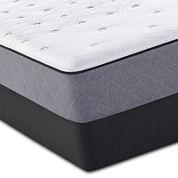Sealy® Posturepedic Iguaza Falls Cushion Firm Mattress and Box Spring
