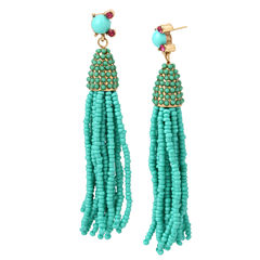 Bleu NYC Drop Earrings
