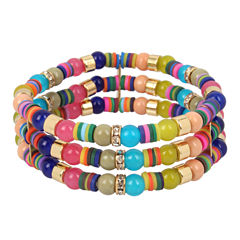 Bleu NYC Womens Stretch Bracelet