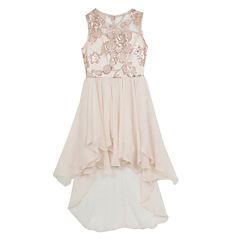 Rare Editions Sleeveless Party Dress - Big Kid Girls