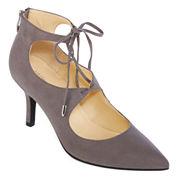 Liz Claiborne® Ivy Tie Dress Pumps