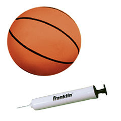 Franklin Sports Quikset® Anywhere Basketball