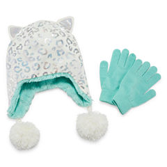 Capelli Of N.Y. Girls Cold Weather Set-Big Kid