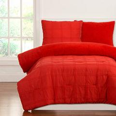 Crayola Playful Plush Comforter Set