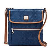 Relic® Logo Flap Crossbody Bag