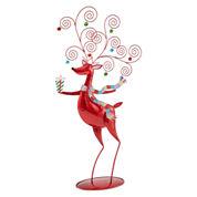 North Pole Trading Co. Reindeer Cardholder
