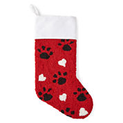 North Pole Trading Co. Pet Love Stocking