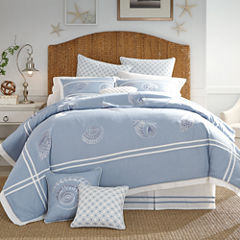 Croscill Classics® Embroidered Shells Comforter Set & Accessories