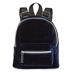 Cyndee Velvet Backpack