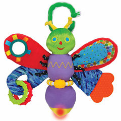 Kids Preferred Eric Carle Firefly With Lights Interactive Toy