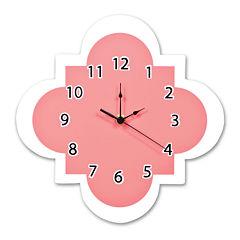 Trend Lab® Coral Quatrefoil Wall Clock
