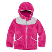 Vertical 9 Comfy Fleece Jacket - Preschool Girls 4-6x