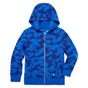 Xersion® Cotton Fleece Hoodie - Preschool Boys 4-7