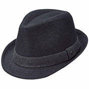 Stetson Fedora with Tweed Band