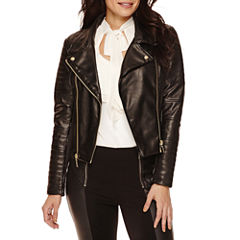 Bisou Bisou® Multi-Zip Moto Jacket