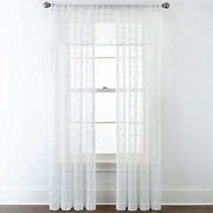 Valances Green Sheer Curtains For Window