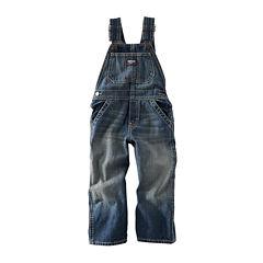 OshKosh B'gosh® Denim Overalls - Boys 3m-24m