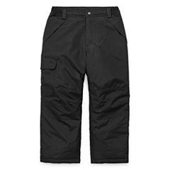 V9 Black Snow Pant - Boys Preschool