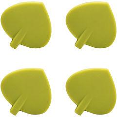 Zak Designs® 4-pc. Adjustable Leaf Trivet Set