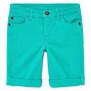 Arizona Bermuda Shorts - Preschool Girls 4-6x