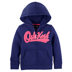 Oshkosh Hoodie-Toddler Girls