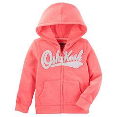Oshkosh Hoodie-Preschool Girls