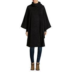 Mixit™ Self-Tie Fleece Ruana