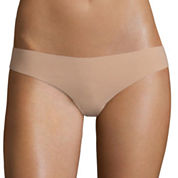 Flirtitude® No Show Thong Panties