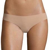 Flirtitude® No Show Thong Panties