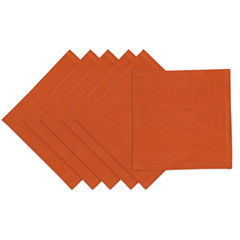 Design Imports Set of 6 Napkins