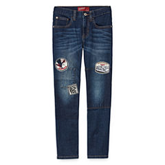 Arizona Stretch Straight Leg Jeans - Boys 8-20 and Husky