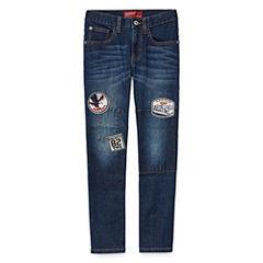 Arizona Stretch Straight Leg Jeans - Boys 8-20 and Husky