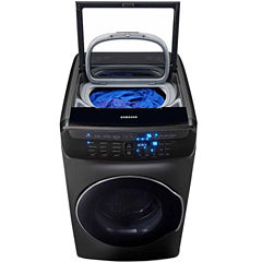 Samsung 5.5 Cu. Ft. Total Capacity FlexWash™ Washer