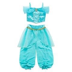 Disney Collection Jasmine Costume - Girls 2-10