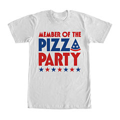 Pizza Party Short-Sleeve Tee