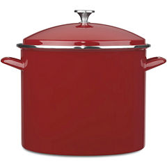 Cuisinart® Chef's Classic™  Large Enamel on Steel Stock Pot