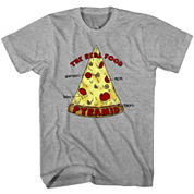 Pizza Pyramid Short-Sleeve Tee
