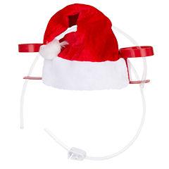 Wembley Santa Drinking Hat