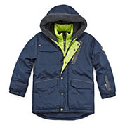 Big Chill Sherpa-Lined Ski Jacket - Boys 8-18