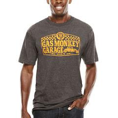 Gas Monkey Short-Sleeve Tee - Big & Tall