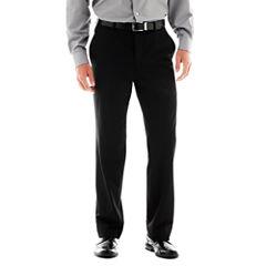 JF J. Ferrar® Stretch Gabardine Suit Pants - Slim Fit